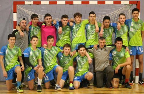U18 Garçon 2